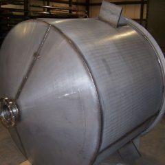 Round-Stainless-Tank