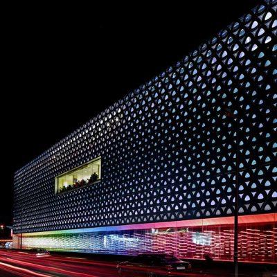 facade laser 6