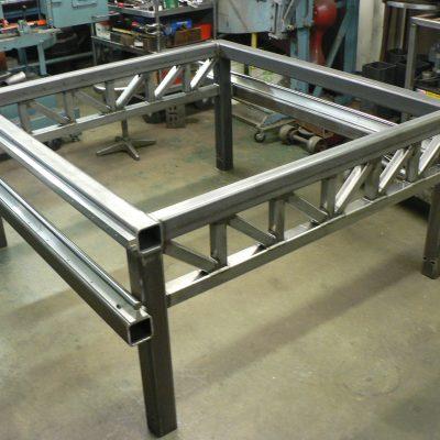 machine frame 2