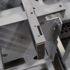 machine frame 7